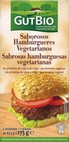 Hamburguesas vegetales - Product
