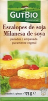 Escalopes vegetales de soja - Product - es