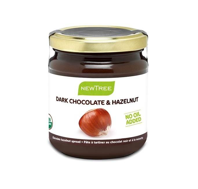 Dark chocolate & hazelnut - Produit - en