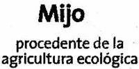 Mijo - Ingrédients