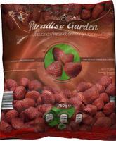 "Fresas congeladas ""Golden Fruit"" - Producto"