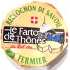 Reblochon de Savoie Fermier AOP (22 % MG) au lait cru - Produit