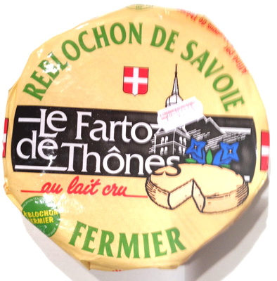 Reblochon de Savoie Fermier AOP (22 % MG) au lait cru - Product
