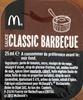 Sauce Classic Barbecue - Produit
