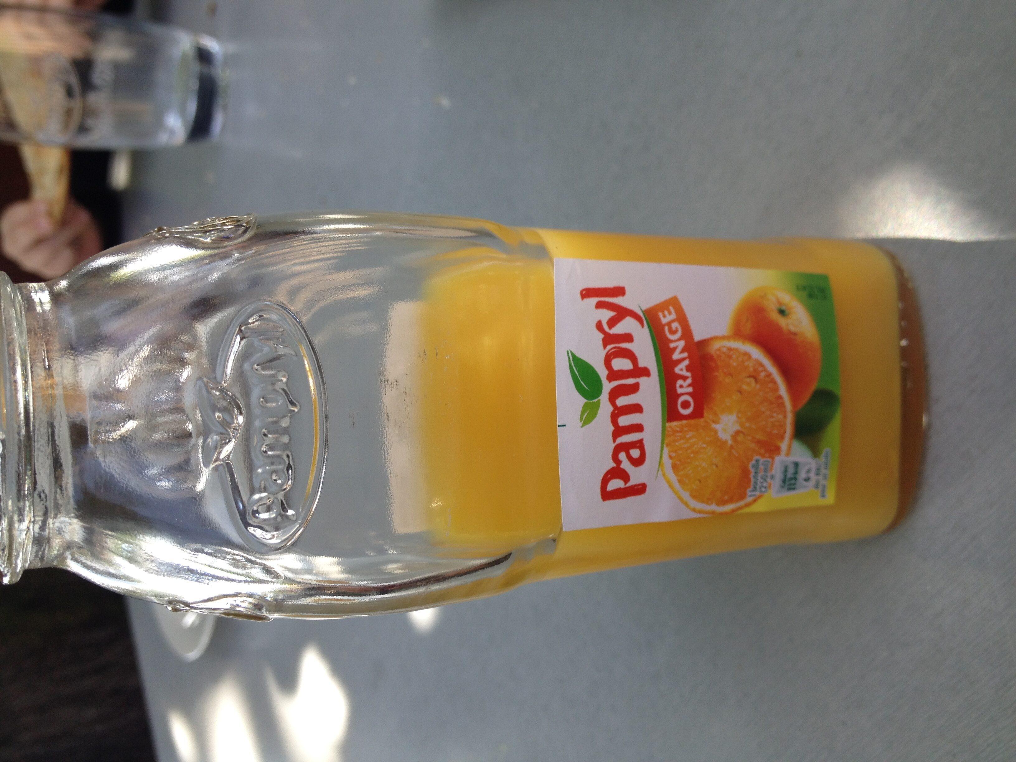 Jus d'orange à base de concentré - Produit - fr