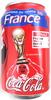 Canette - Champions du monde 98 - Coupe du monde de Football 1998 - Produit