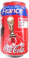Canette - Champions du monde 98 - Coupe du monde de Football 1998 - Product