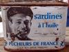 Sardines à l'Huile - Produit