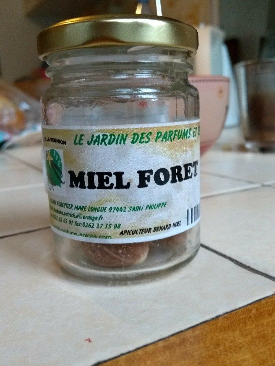 Miel de forêt - Ingrédients