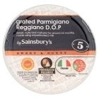 Sainsbury's Grated Parmesan - Product