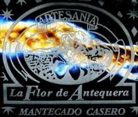 """Mantecados con grasa vegetal """"La Flor de Antequera"""" - Información nutricional - es"""