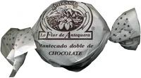"""Mantecados de chocolate con grasa vegetal """"La Flor de Antequera"""" - Product"""