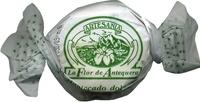 "Mantecados de limón con grasa vegetal ""La Flor de Antequera"" - Producte"