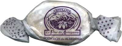 """Polvorones con grasa vegetal """"La Flor de Antequera"""" - Producte - es"""