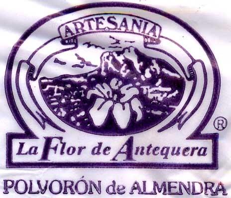 """Polvorones con grasa vegetal """"La Flor de Antequera"""" - Informació nutricional - es"""