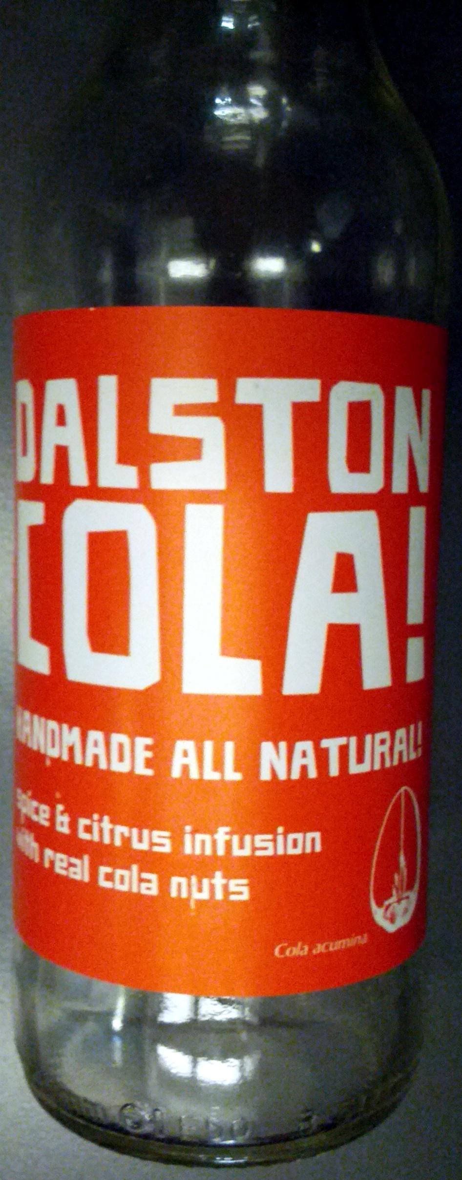 Dalston Cola - Product - en