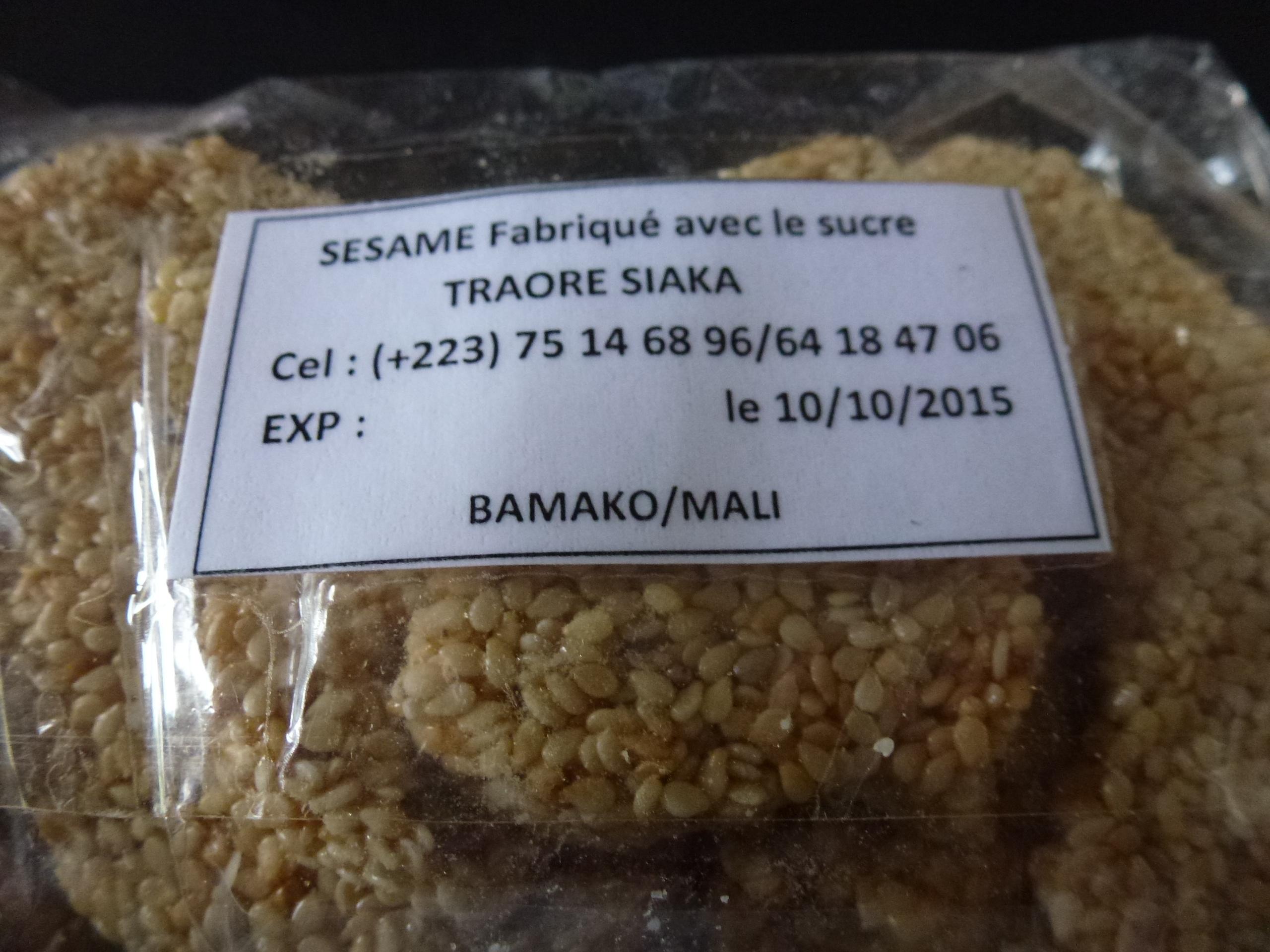 Sésame - Product