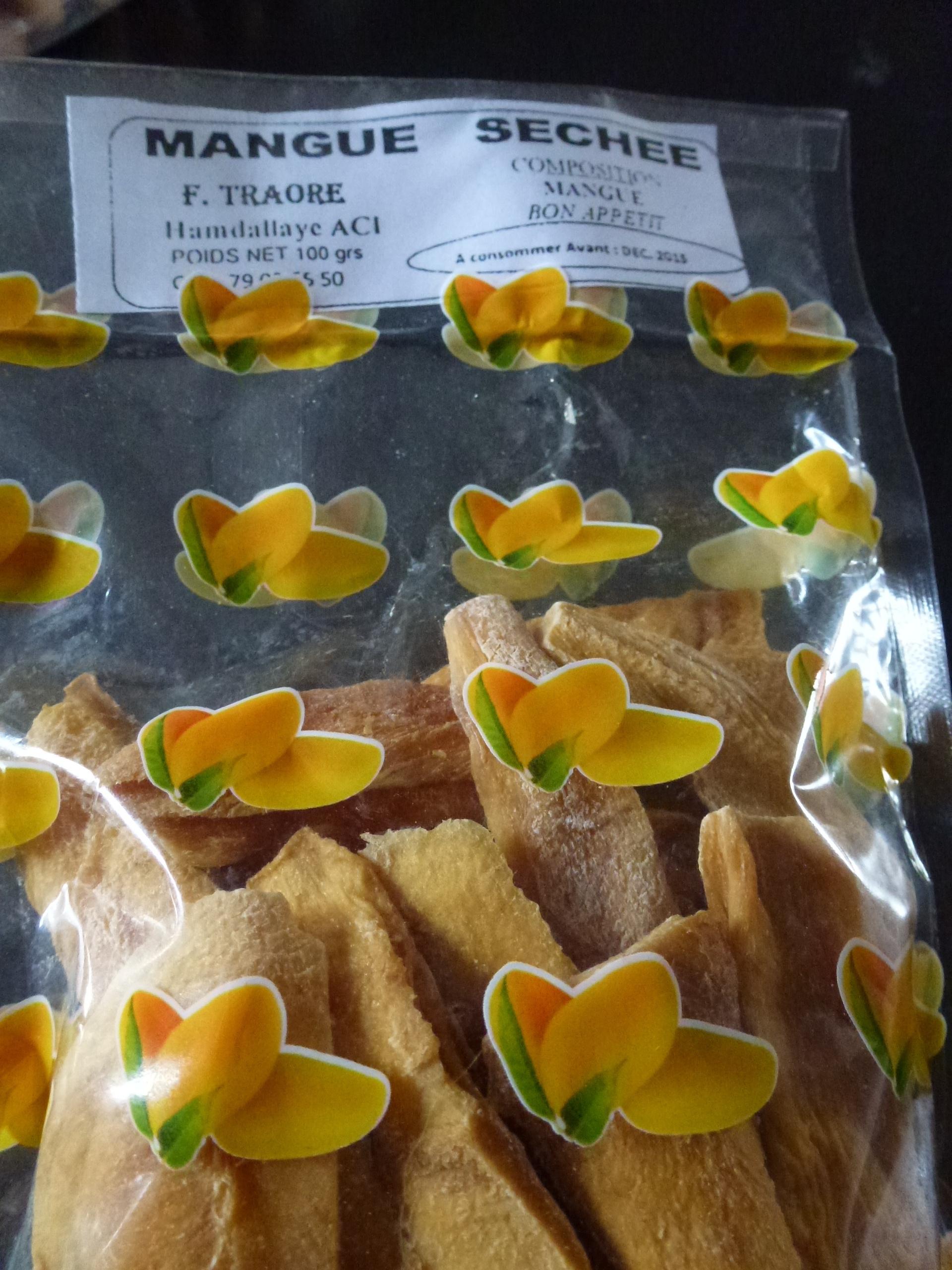Mangue séchée - Product