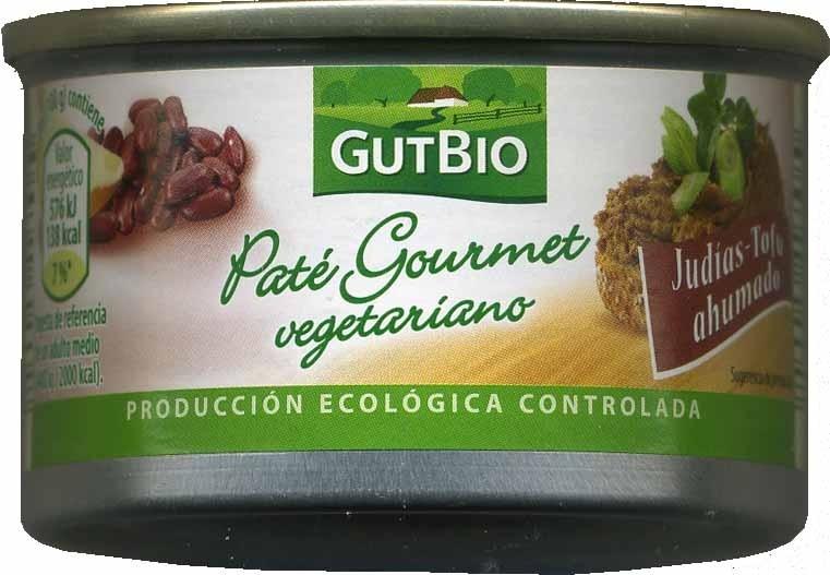 Paté vegetariano Judías Tofu ahumado - Producto