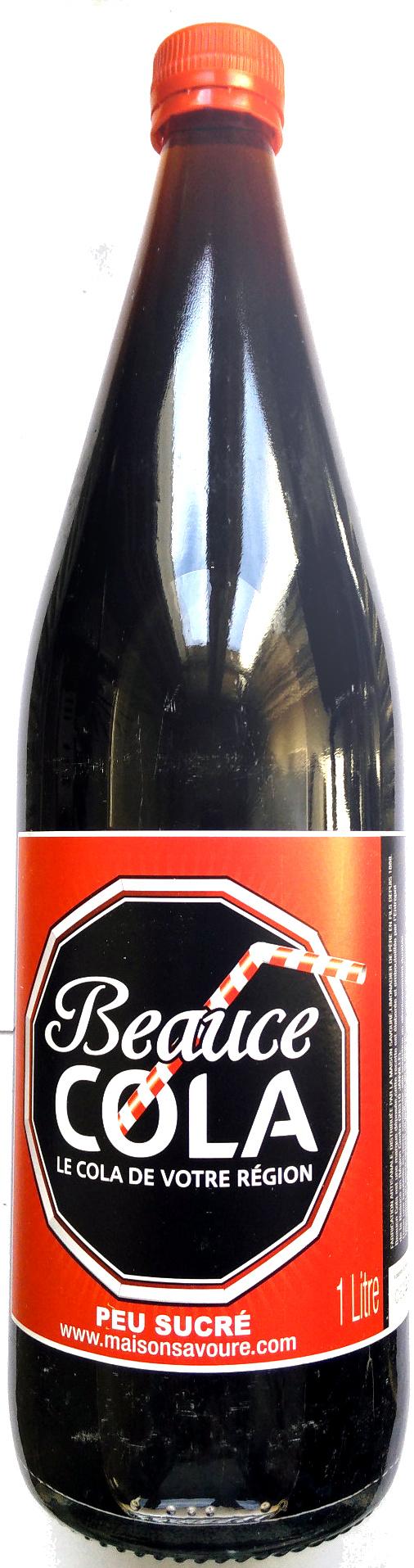 Beauce Cola - Produit - fr