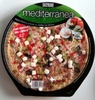 Pizza mediterránea - Product