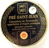 Camembert de Normandie Pré Saint-Jean - Product