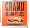 Grand Double Cheese - Produit