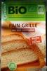 Pain grillé au blé complet - Produit