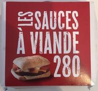280 sauce au poivre vert - Produit