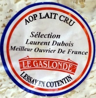Camembert grand cru du Cotentin - Ingredients - fr