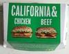 California & Chicken - Product