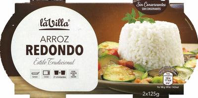 Arroz cocido redondo - Produit