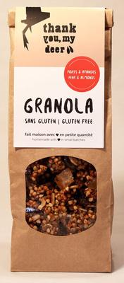 Granola Sans Gluten - Thank You My Deer - Produit - fr