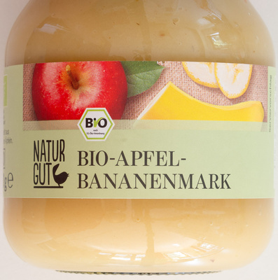 Bio-Apfel-Bananenmark - Produit