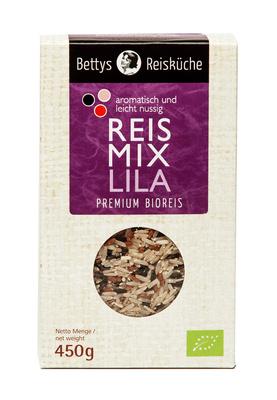 Betty's Rice Mix Lila - Product