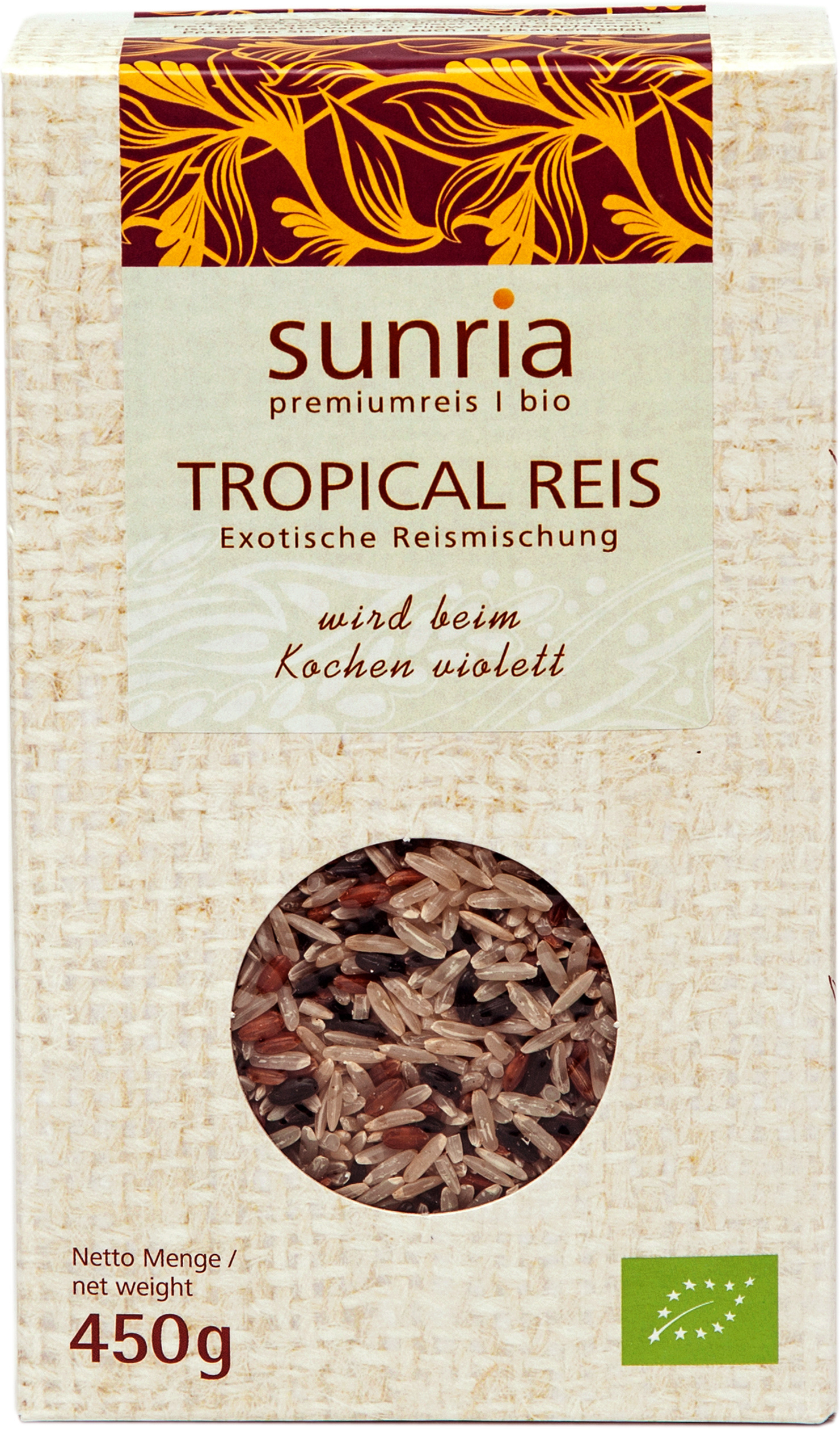 Sunria Tropical RIce - Product