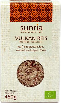 Sunria Vulkan Rice - Product