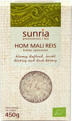 Sunria Hom Mali Rice - Product
