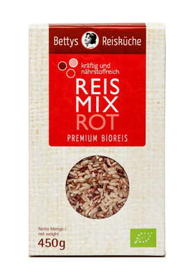 Betty's Rice Mix Red - Product