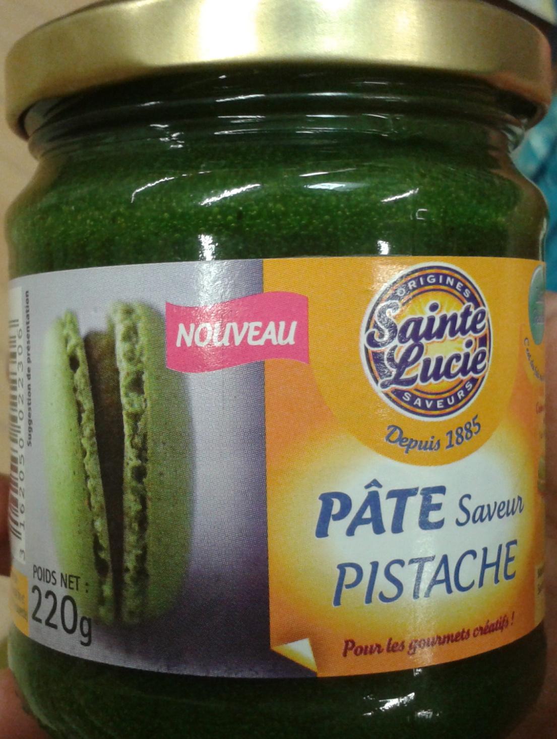 p 226 te saveur pistache sainte 220g
