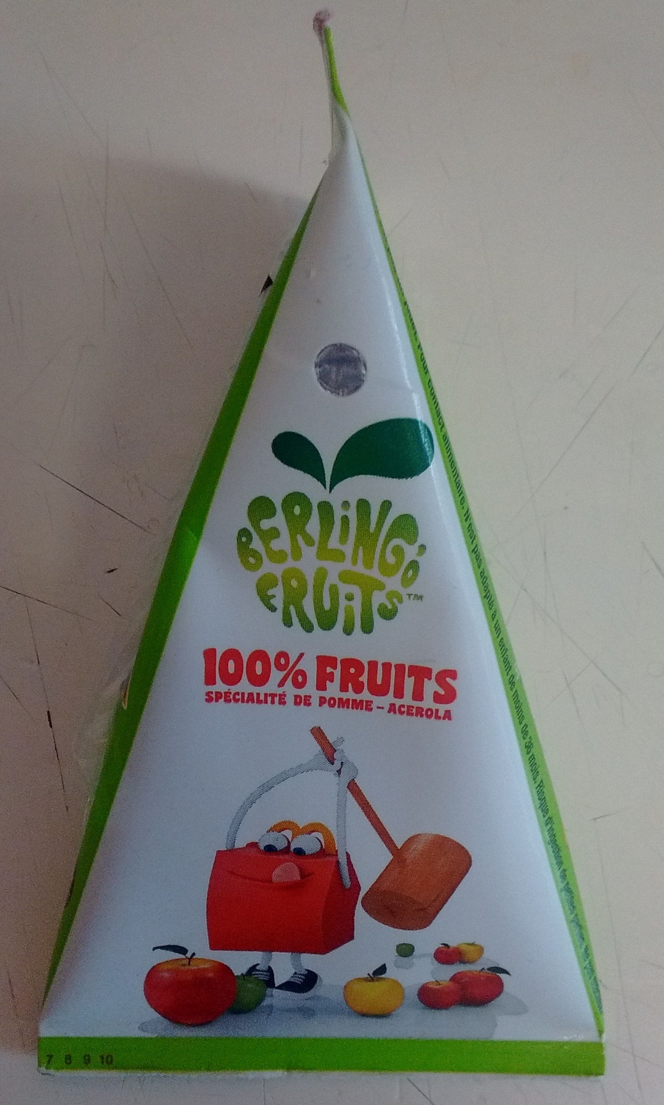 Berlingo Pomme - Product - fr