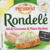 Rondelé Ail de Garonne & Fines herbes (30% MG) - Produit