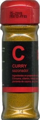 Curry - Produit