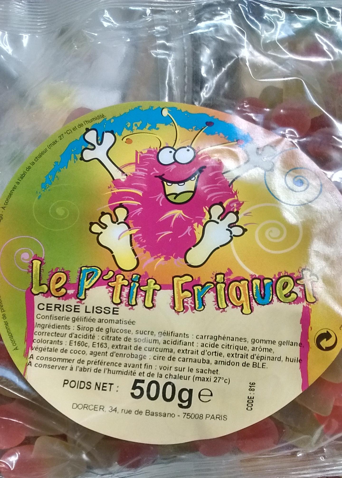 Cerise lisse - Product - fr