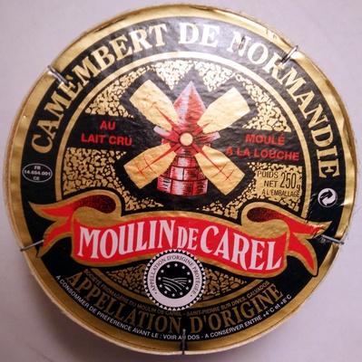 Camembert de Normandie - Produit - fr