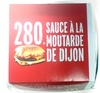 280 sauce Moutarde de Dijon - Product