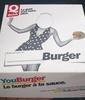 YouBurger Sauce Béarnaise - Product