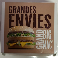 Grand Big Mac - Produit - fr