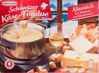 Schweizer Käse-Fondue Klassisch - Produit