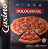 Pizza bolognaise surgelée - Casino - Product